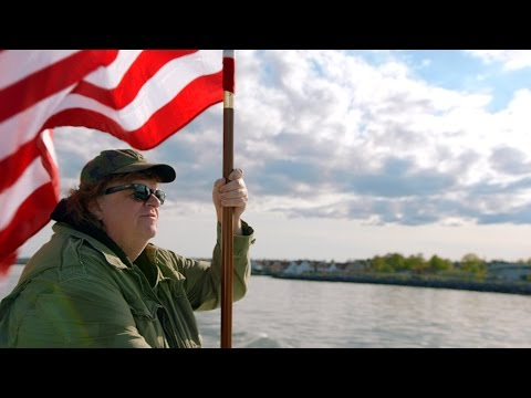 Michael Moore WHERE TO INVADE NEXT Trailer deutsch German trailer