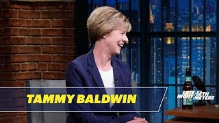 Senator Tammy Baldwin on Being the First Openly Gay Person Elected to the Senate