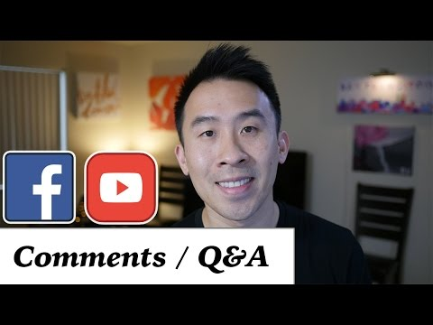 Swift: Facebook Group comments and live Q&A