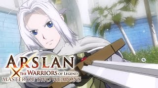 Arslan : The Warriors of Legend - Master of Two Weapons