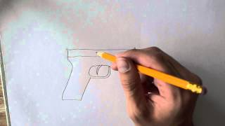 How to Draw a Pistol
