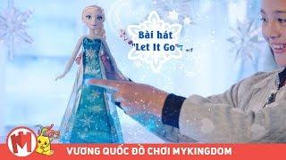 Quảng Cáo Búp Bê Elsa Và Bộ Váy Diệu Kì Disney Princess