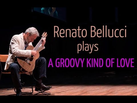 A Groovy Kind Of Love Phil Collins For Solo Classical Guitar