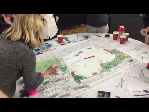 Lathlain Park Community Workshop 2