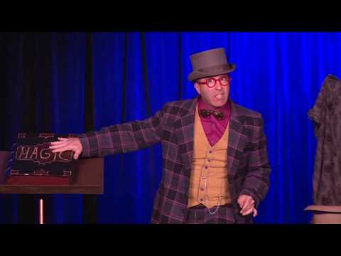 Comedy Magic at the Magic Castle by Stuart MacDonald