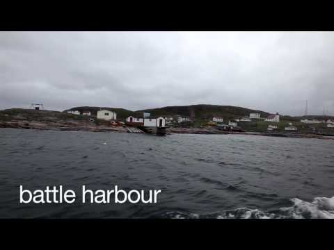Battle Harbour - Newfoundland and Labrador, Canada