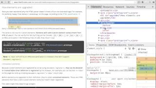 Inspecting :before/:after content in Chrome DevTools