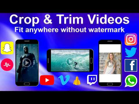 Crop & Trim Video - Apps on Google Play