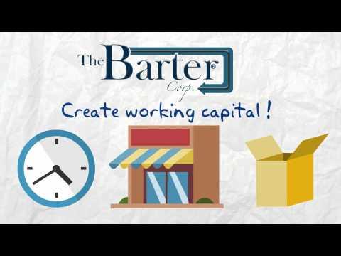 The Barter Corp. International 1-855-9-BARTER (855-922-7837)