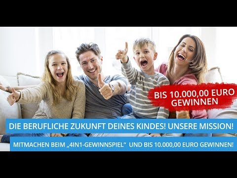 Download 4in1-Wettbewerb Eltern - im Rahmen des Projekts The First Coachedian (R)