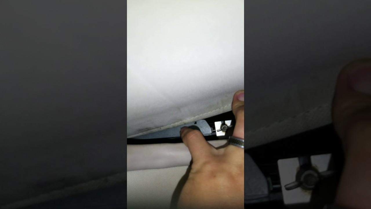 Jeep Liberty Sky Slider Fix