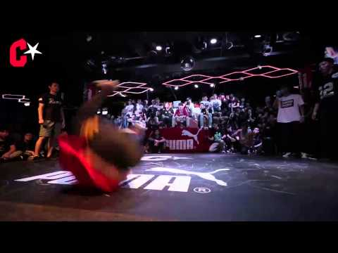 2014 Challenge Cup Finals - Power move 7 to smoke