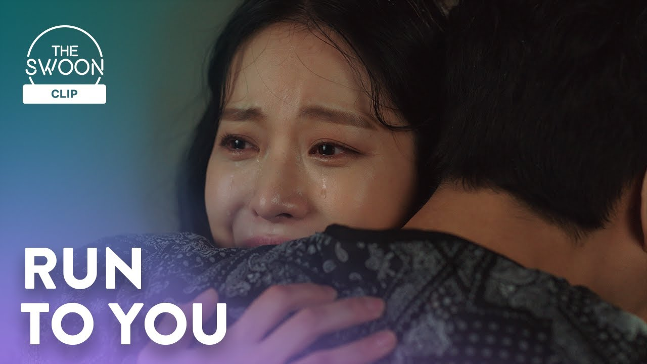Jung Woo braves the rain to run to Oh Yeon-seo's side | Mad for Each Other Ep 8 [ENG SUB]