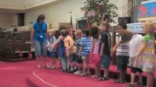 Levi39;s Preschool class Line Up Song