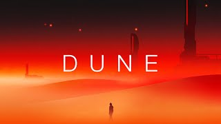 Dune - A Synthwave Mix