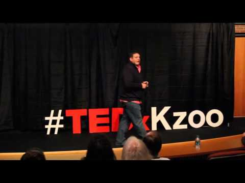 The Smell of Possibility in the Morning: Charlie Wollborg at TEDxKalamazoo