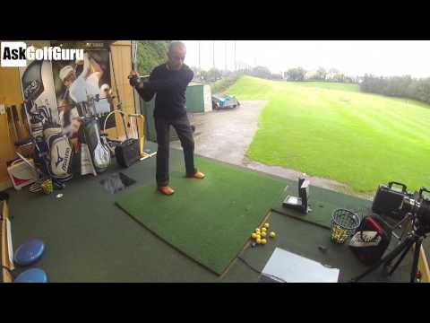 Live Golf Lesson Ground Up Golf Swing
