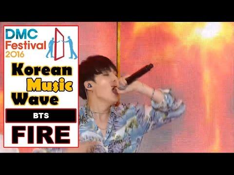 [Korean Music Wave] BTS - FIRE, 방탄소년단 - 불타오르네 20161009