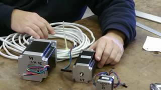 Practical Insight in selecting stepper motors for your build -Old Version