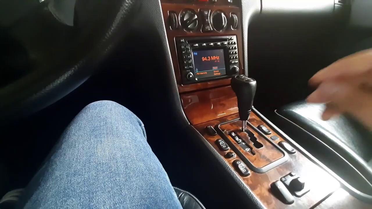 Замена масла в коробке-автомат 722.6 Mercedes W210 Changing Automatic Transmission Fluid & Filter