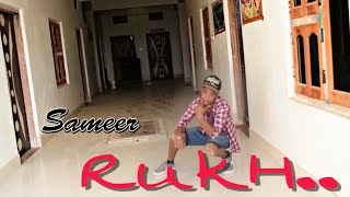 Rukh |Akhil..ft.sameer ndance choreography by Rs dance academy