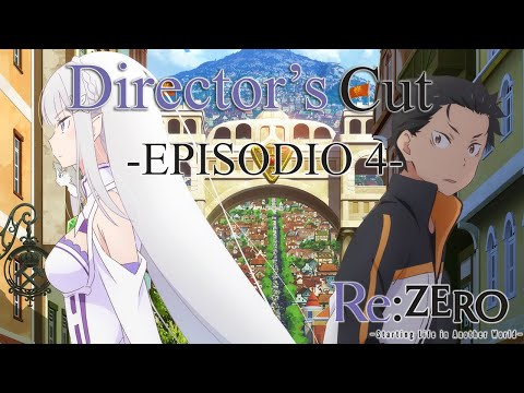 "Re:Zero ""Director's Cut"" (Episodio 4), Differenze Con La Prima Stagione."
