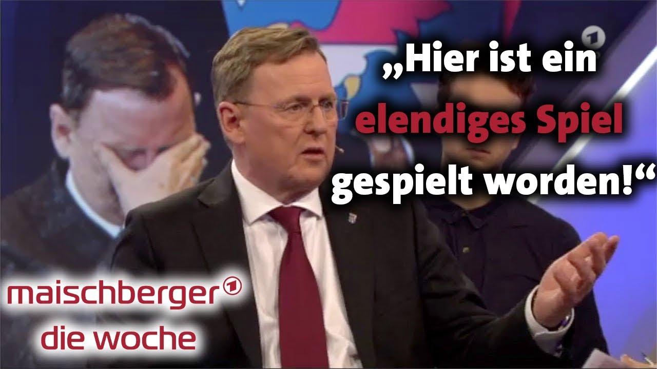 Ramelow Maischberger