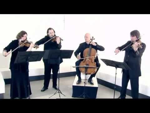 "Artemis Quartet: Schubert String Quartets ""Rosamunde Death"" and the ""Maiden Quartet in G major"""