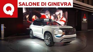 Mitsubishi Engelberg Tourer: la concept che guarda al futuro - Salone di Ginevra 2019 | Quattroruote