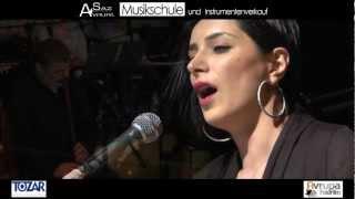 Avrupa Saz Müzik Okulu 2. Yil Konseri Hoy Nani Özlem Özdil Trio-Sinan Celik Haydar Kutluer