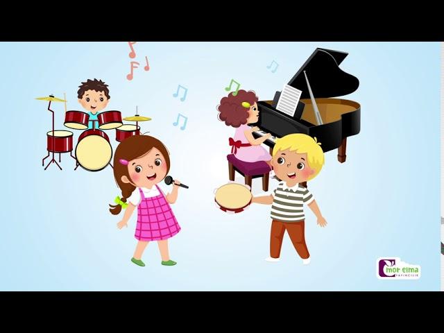 KARAOKE | Mikropsuz Gelecek Şarkısı - Virüs Şarkısı - Mikrop Şarkısı - Okul Öncesi Eğitim