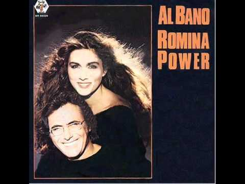Albano & Romina Power  ''Grazie''.wmv