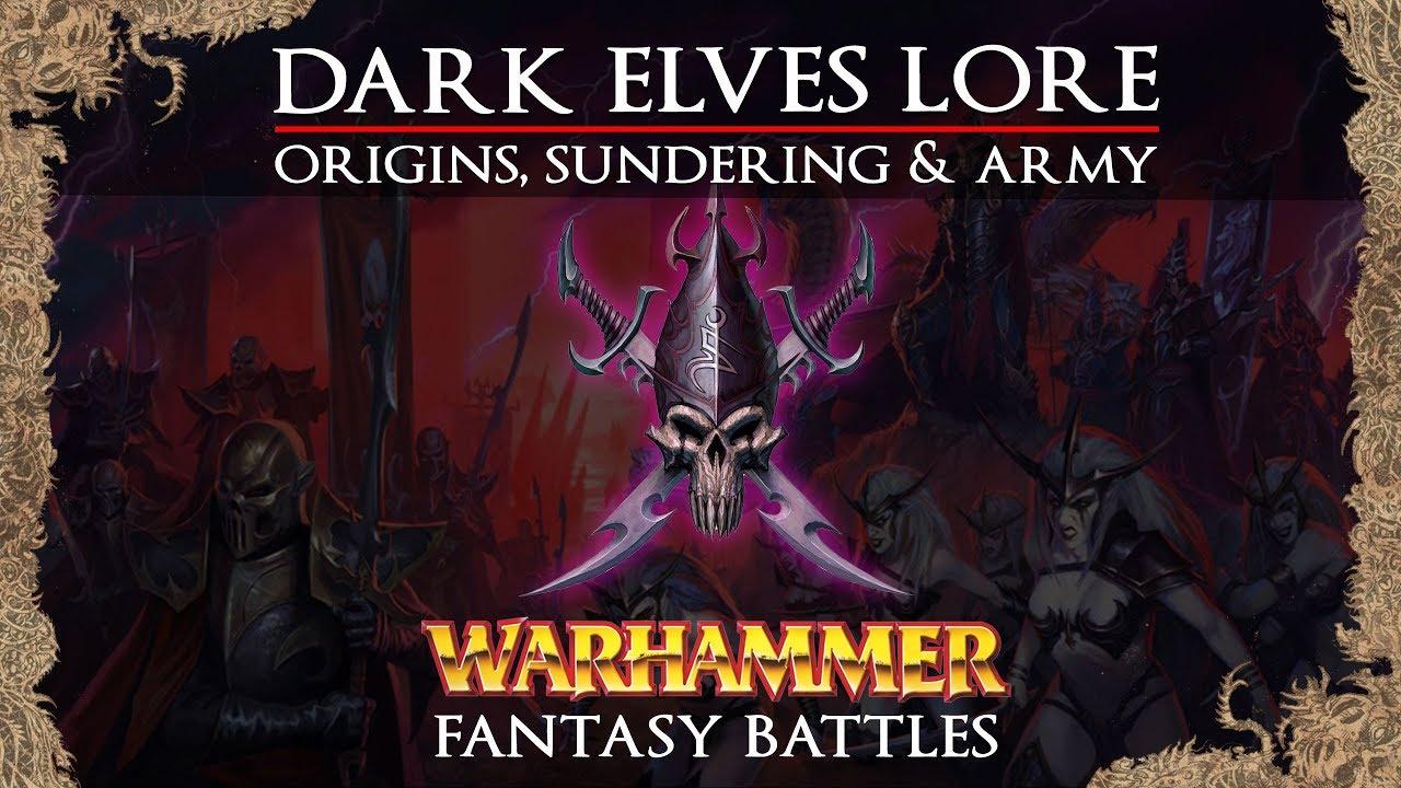 Fantasy Art Elven Settlement