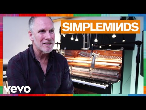 Simple Minds - Recording New Gold Dream: An Interview With Peter Walsh