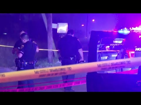 Officer shoots at man attempting to open car doors in Houston traffic