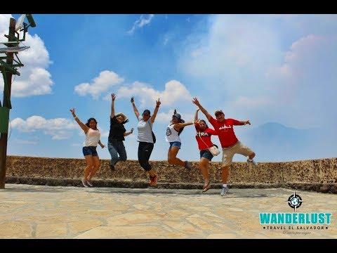 Viajando por NICARAGUA (TOUR) con WANDERLUST TRAVEL EL SALVADOR 2018