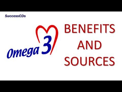 Omega 3 Health Benefits | Foods having Omega-3 Fatty Acid