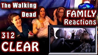 The Walking Dead   FAMILY Reactions   CLEAR   312