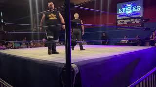 Izzy Rotten vs  Steven Styles - EPW Wrestling 7-11-20