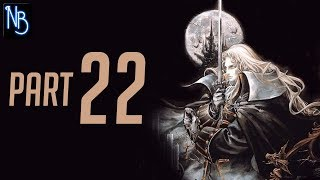 Castlevania: Symphony of the Night Walkthrough Part 22 No Commentary (PSP)