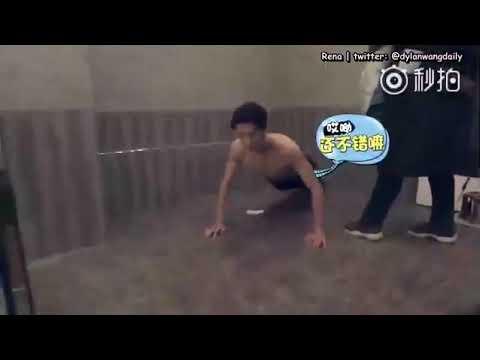 [ENGSUB] Dylan Wang Got Injured While Filming For Meteor Garden 2018