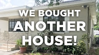 We bought another house! DreamStone Diaries Episode 13