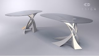 Concept Table By Pawel Czyzewski