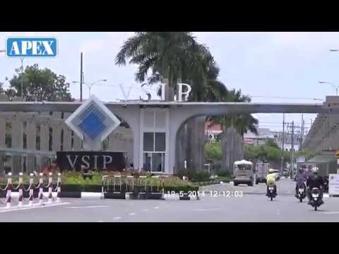 Vietnam Singapore Industrial Park 1