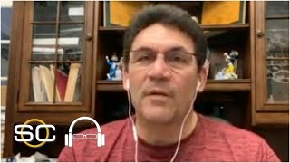 Ron Rivera on drafting Chase Young, coaching Redskins during virtual offseason | SC with SVP