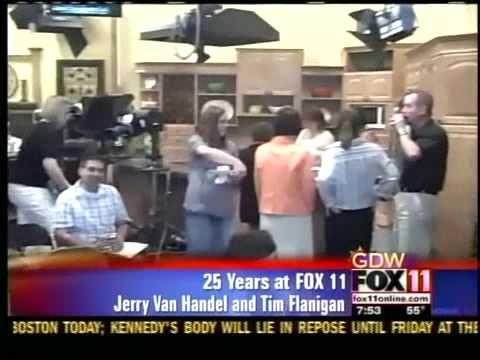 25 years at FOX 11
