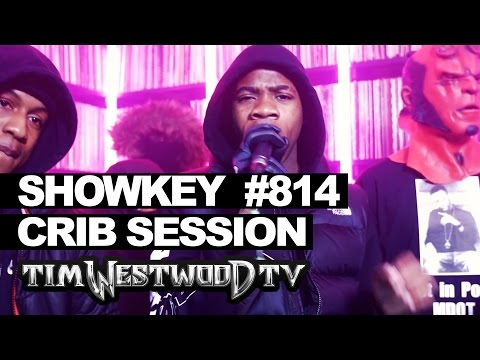 Showkey Rest In Peace #814 freestyle - Westwood Crib Session