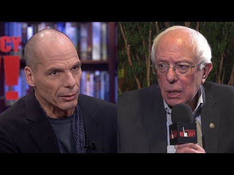 Progressive International: Yanis Varoufakis & Bernie Sanders Launch New Global Mvt Against Far Right