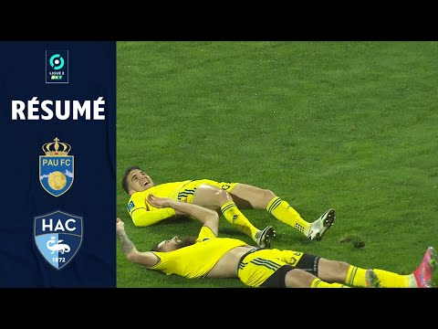 Pau Le Havre Goals And Highlights