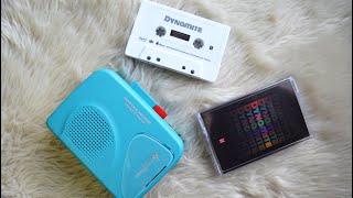 Happy 1 Billion Dynamite 🎉 | Unboxing Byron Statics Cassette Player and Dynamite Tape✨